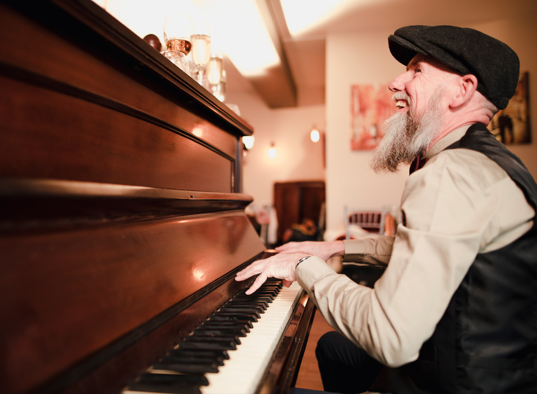 MusicAtiva Aulas de Piano Erudito ou Popular