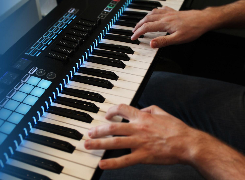 MusicAtiva Aulas de Teclado
